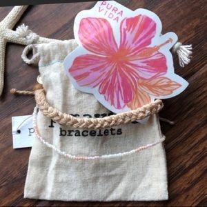 Puravida Natural Bracelets Bundle